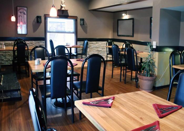 Greek Restaurant On Fraser St