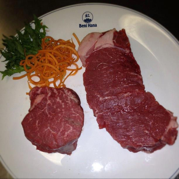Beni hana cuisine japonaise montr al qc 5666 rue for Apprendre cuisine japonaise