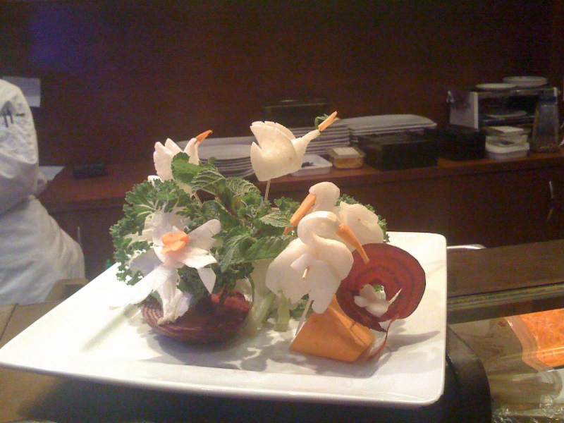 Beni hana cuisine japonaise montr al qc 5666 rue for Cuisine japonaise