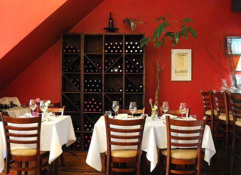 Restaurants With Private Rooms Etobicoke