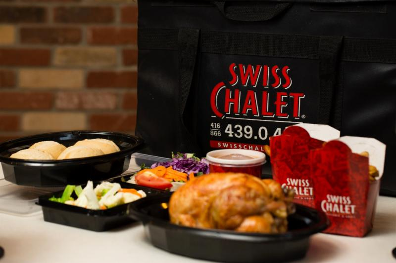 Swiss Chalet Menu Hours Prices 359 University Ave