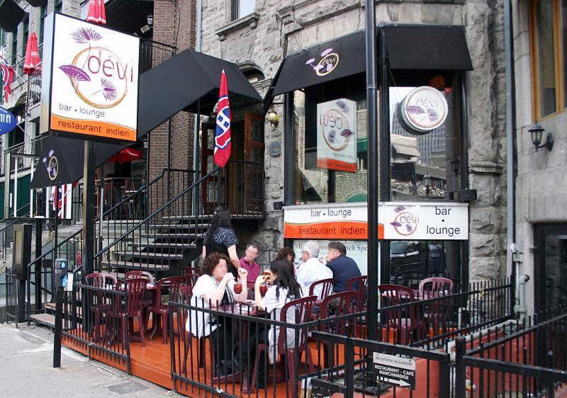 Restaurant Dévi