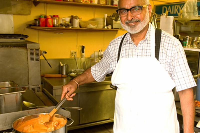 Chef Manohar Singh, The Mount Everest
