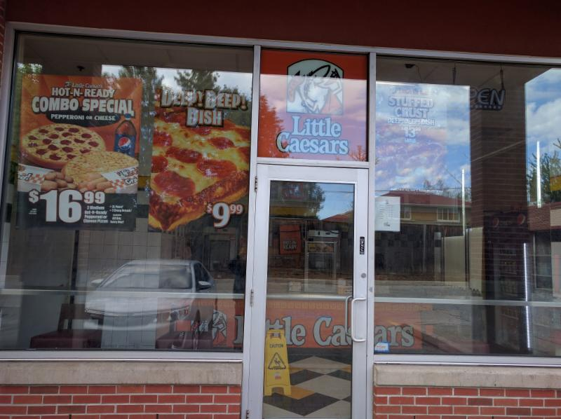 The map of Little Caesars Pizza shows the approximate location in Ontario, but you should call them at phone number () to verify their address is South Archibald Avenue, Suite C, Ontario, California and to get hours and driving directions.