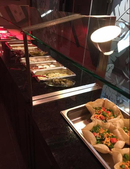 Fresh Hot & Cold Weekday Lunch Buffet