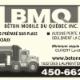 Béton Mobile du Québec Inc - Béton préparé - 514-331-7195