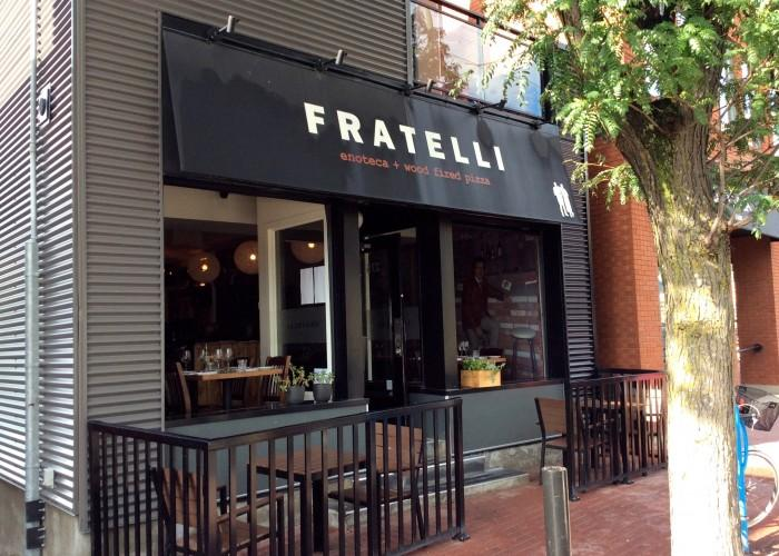 Fratelli restaurants ottawa on richmond rd canpages