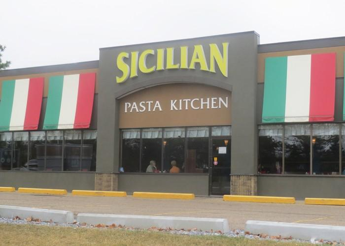 Sicilian Pasta Kitchen South Reviews