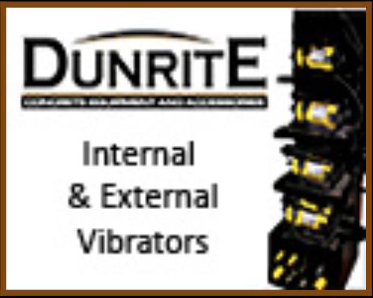 Dunrite concrete equipment accessories calgary ab 9 for Dunrite