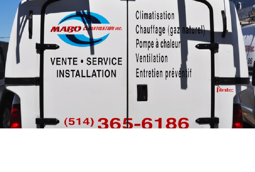 MABO Climatisation Inc - Air Conditioning Contractors - 514-365-6186