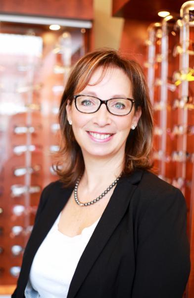 Dre  Dominique Charron Optométriste Propriétaire