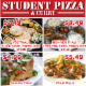 Student Pizza & Curry Inc - Restaurants - 4164474992