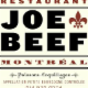 Joe Beef Restaurant - Restaurants - 514-935-6504