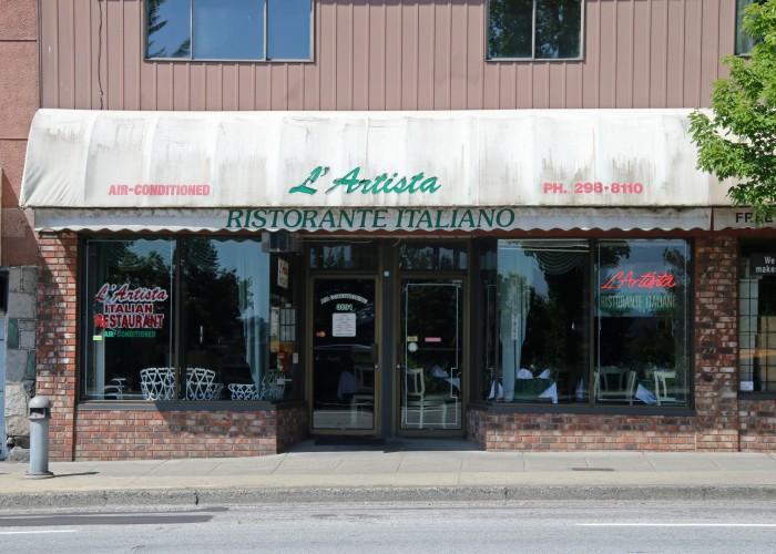 Italian Restaurant Burnaby Hastings
