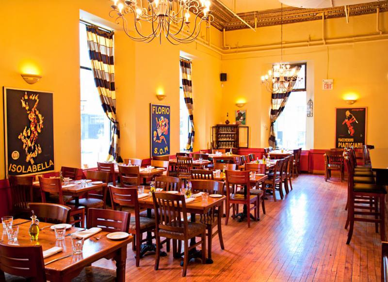 Mirto Italian Restaurant Toronto On