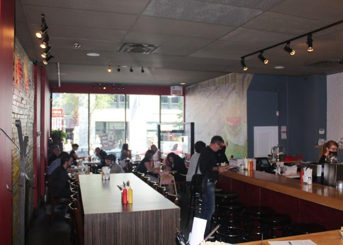 Restaurant Burger Royal Montr 233 Al Qc 3820 Boul Saint