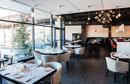Bocci Restaurant Bar Lounge Lasalle Qc