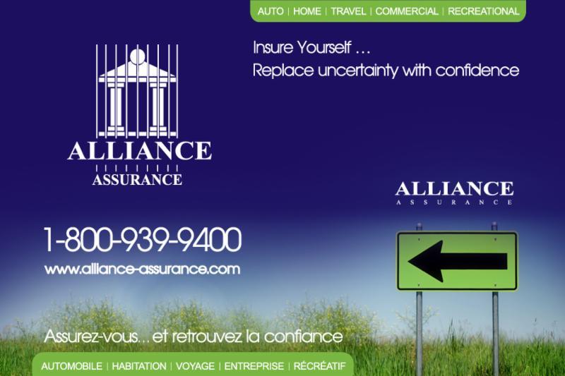 alliance assurance grand sault grand falls nb 200 166 boul broadway canpages. Black Bedroom Furniture Sets. Home Design Ideas