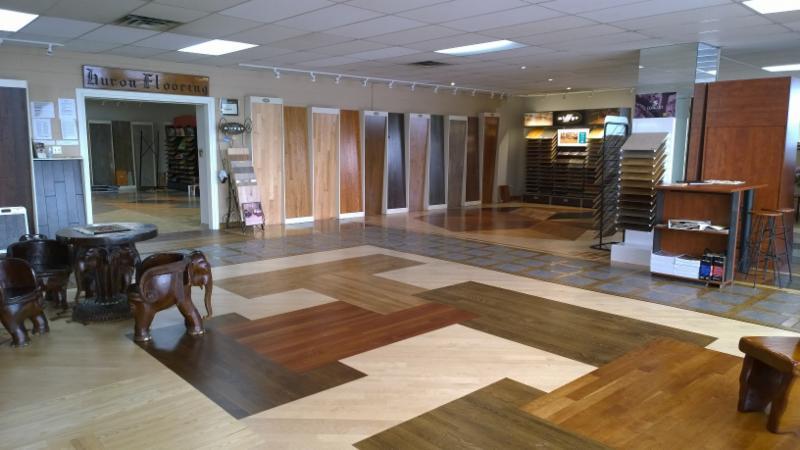 Huron Flooring Ltd Showroom London On 782 York St