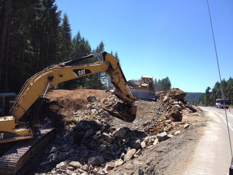 MoTI Highway 1 Malahat Safety Improvements Shawnigan Lake Road to Malahat Summit Weather Station
