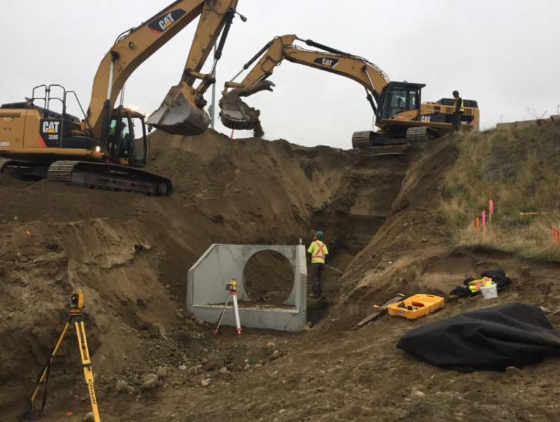 Hillside Stormwater Improvements