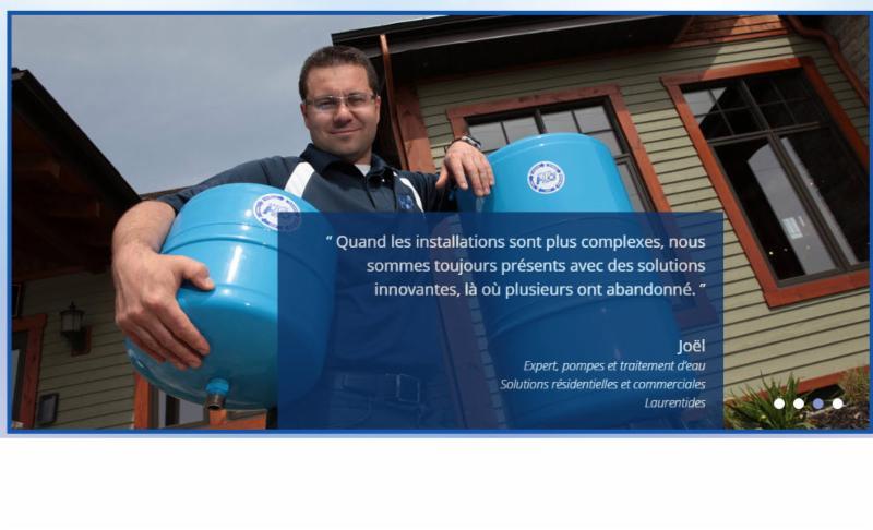 Groupe H2O Ste-Agathe-des-Monts (819)326-2220