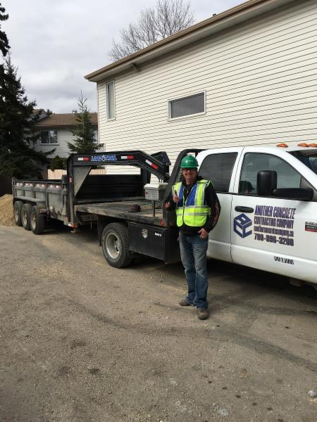 Welcome to Another Concrete and Contracting Company with Jimmy Gregory. Your local residential and commercial concrete specialist servicing Edmonton and surrounding area.