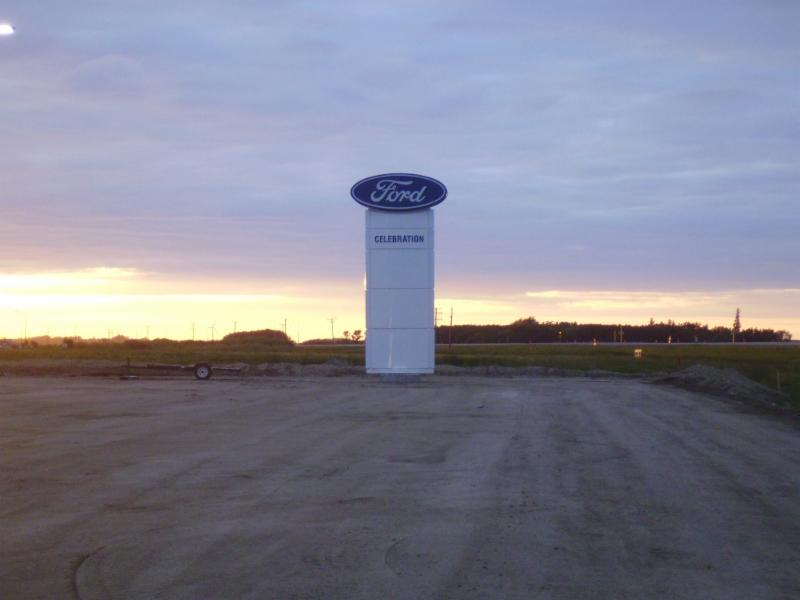 Celebration Ford Sales Ltd Moosomin Sk 1820
