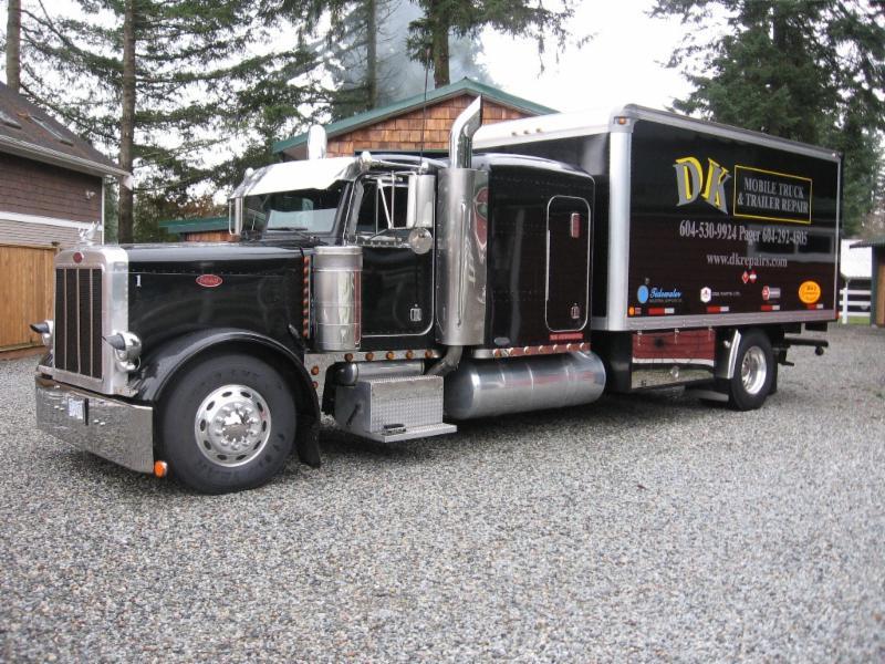 Dk Mobile Truck And Trailer Repair Langley Bc 1223