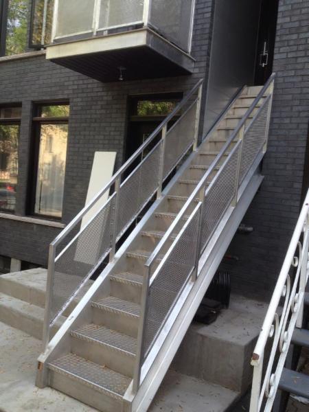 Impact aluminium opening hours 3035 boul du cur pr vost qc - Escalier colimacon aluminium ...