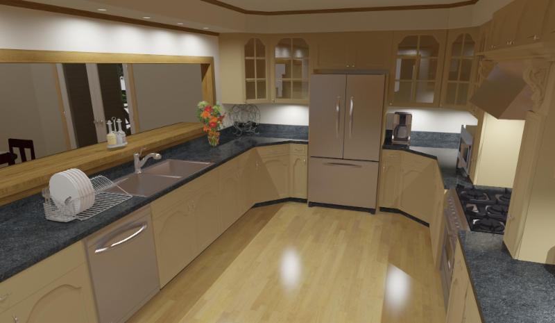 Code designs inc victoria bc po box 36024 rpo for Kitchen design victoria bc