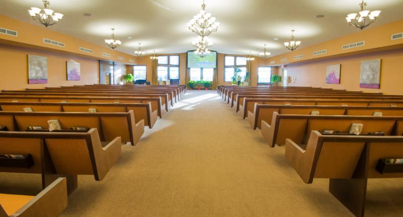 Home Design Ideas. Rolling Oaks Memorial Garden Funeral Home Lobby