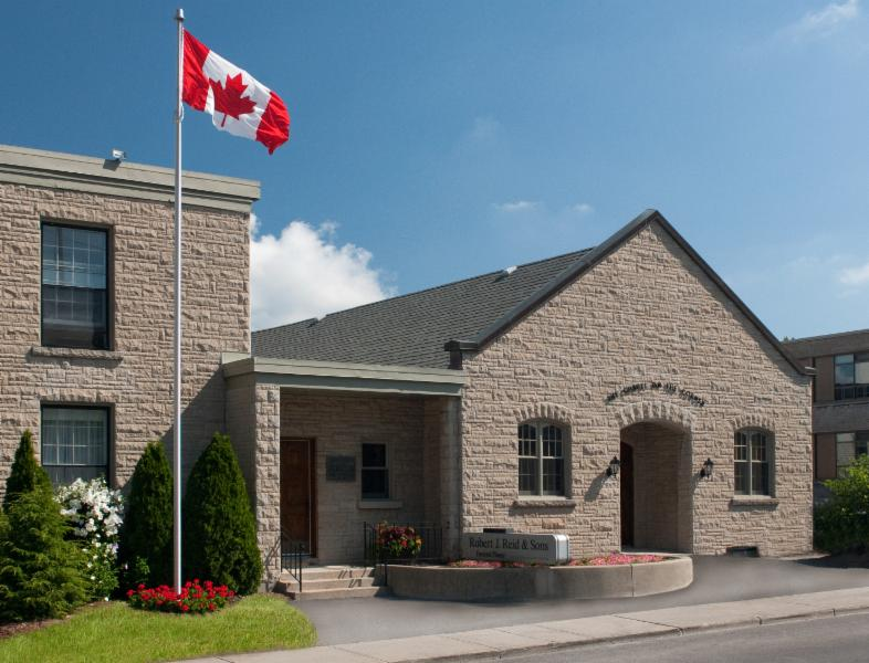 Robert J Reid Funeral Home Kingston