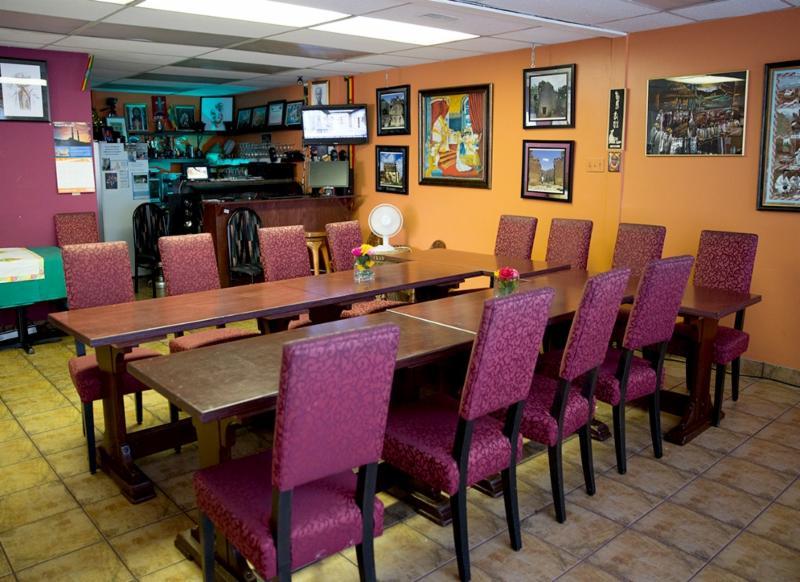 Ethiopian Restaurant Victoria Bc