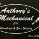 Anthony's Mechanical Ltd - Plombiers et entrepreneurs en plomberie - 780-714-0757