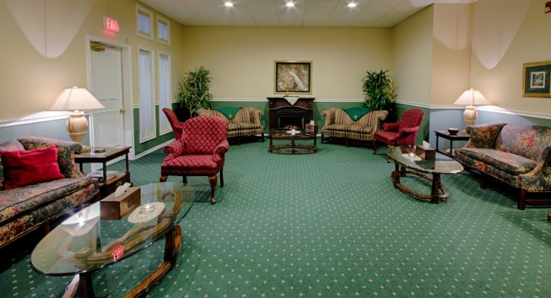 Home Design Ideas. Rolling Oaks Memorial Garden Funeral Home Lobby
