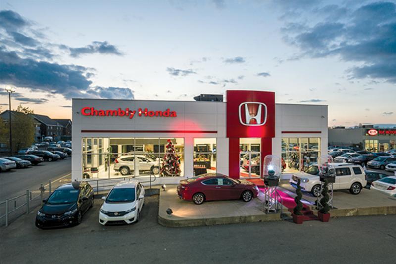 Concessionnaire Chambly Honda sur la Rive-Sud