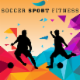 Soccer Sport Fitness - Exercise, Health & Fitness Trainings & Gyms - 4188724445