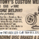 Ed & Tony's Welding - Soudage - 780-991-2211