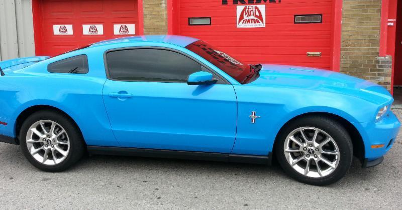 Automotive Tint. Add custom look to any ride! block heat       UV rays  and IR .5 shades in standard series ,  pluss      Nano Ceramic in 3 shades