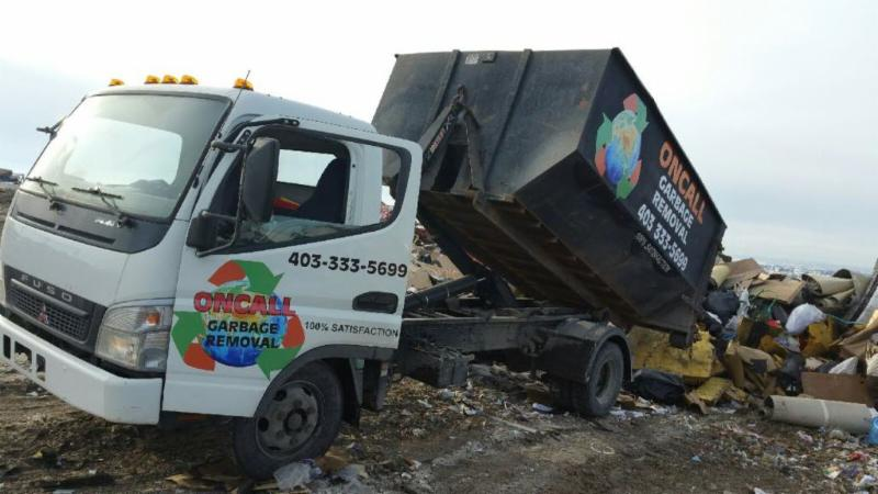 photo ONCALL Garbage Removal Ltd