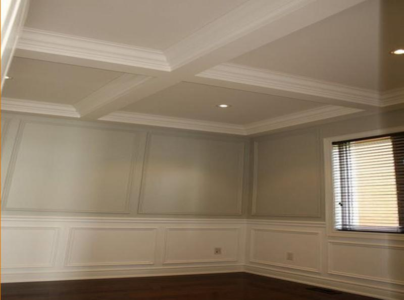 VIP Classic Moulding Opening Hours ON - Cornice crown moulding toronto wainscoting coffered ceiling
