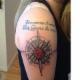 NewBorn Concept Art Tattoo - 418-914-7250