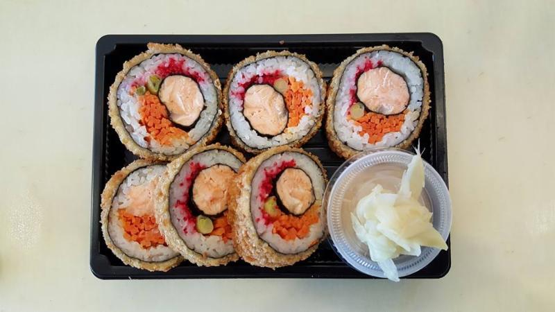 Aka sushi menu horaire et prix 40 rue vang line for Aka japanese cuisine menu