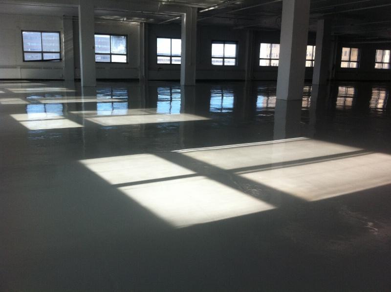 Warehouse Grey Epoxy