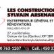 Les Constructions Sylvain Arsenault Inc - Entrepreneurs généraux - 450-374-0592