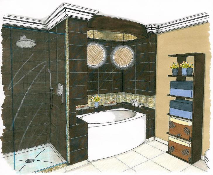 R novations ren guillemette inc horaire d 39 ouverture 2555 rue robitai - Croquis de salle de bain ...