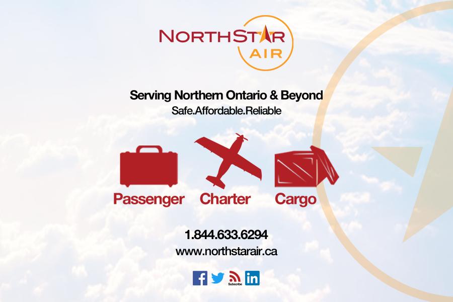 North Star Air - Fret aérien - 807-474-2895