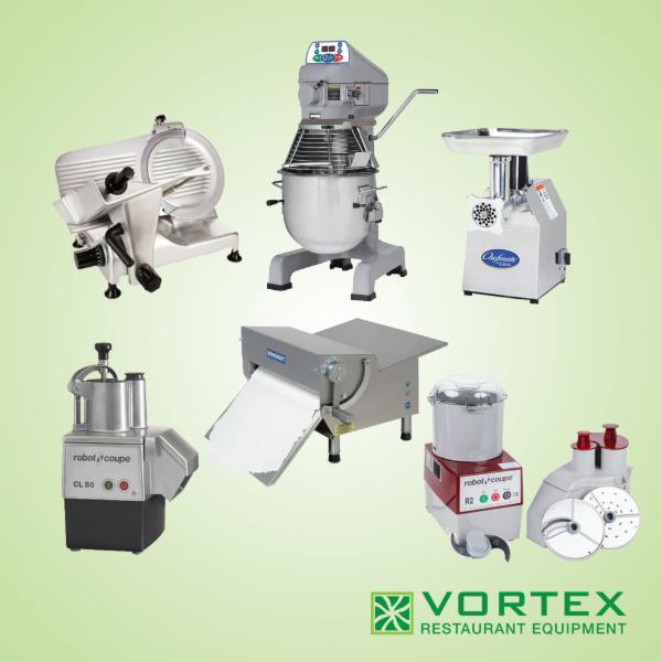 Yellow Kitchen Equipment: Vortex Restaurant Equipment