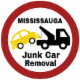 Junk Car Bin - Rubbish Removal Equipment - 6475332602